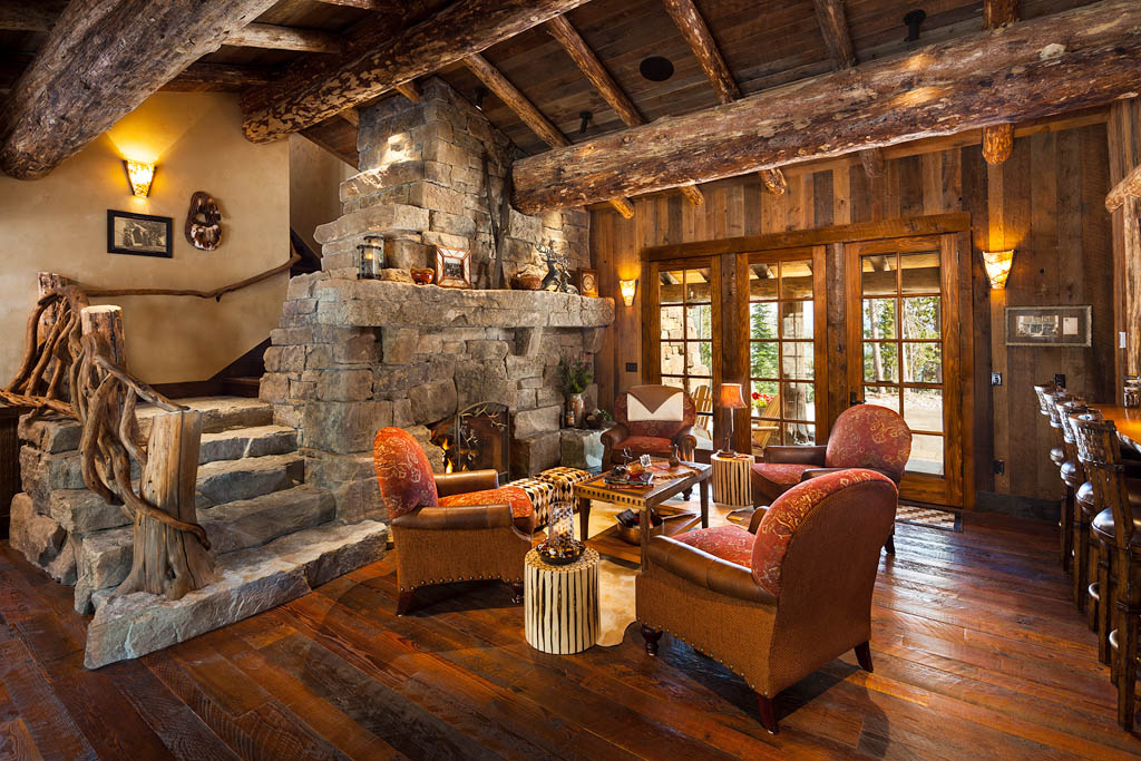 Bon Big Sky Log Cabins