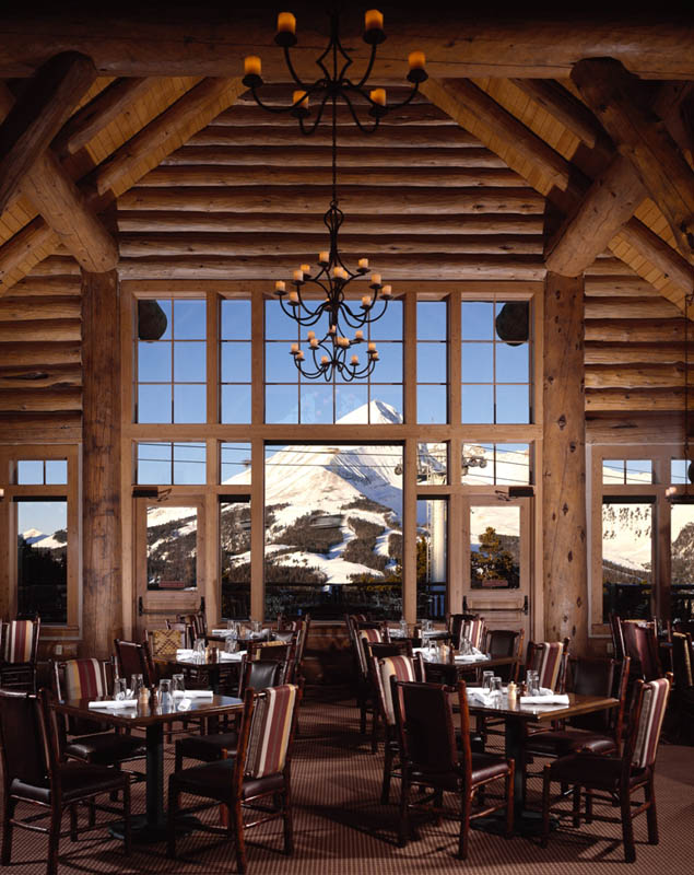 Spanish Peaks Club - Pinnacle Restaurant